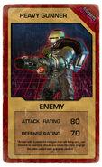 FC3BD card Heavy Gunner