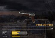 Fc5 weapon p08l skin gunmetal