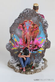 Pagan Min Figurine Back