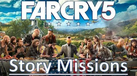 False Prophet Story Mission - Faith's region