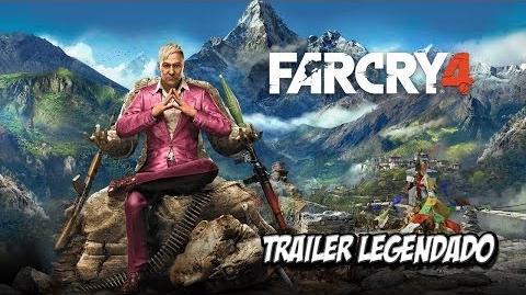 Trailer - Far Cry 4 - Pagan Min - E3 2014 - Legendado PT-BR