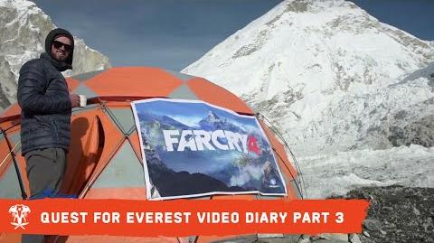 Far Cry 4 - Quest For Everest Video Diary Part 3