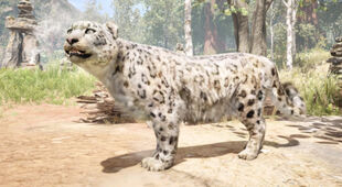 Snow Leopard (Primal)