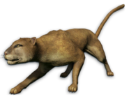 FC3 cutout mountainlion