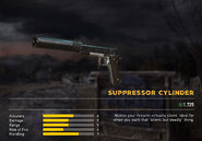 Fc5 weapon 1911 barrel suppc