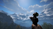FC4 Stinger First-Person View
