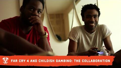 Far Cry 4 and Childish Gambino - The Collaboration Trailer-0