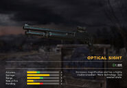 Fc5 weapon m133m scopes optical