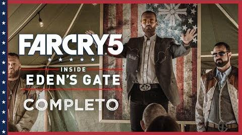 Far Cry 5 Inside Eden's Gate live action COMPLETO