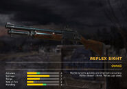 Fc5 weapon m133 scopes reflex