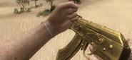 FC2 Золотой АК-47 (поломка)
