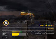 Fc5 weapon 1911gold sight reflex