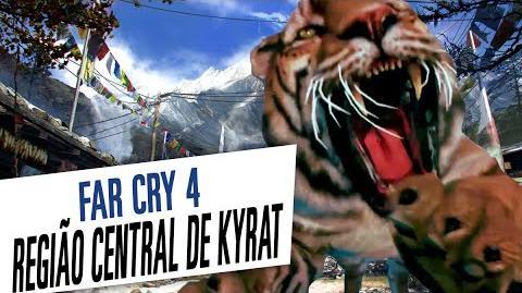 Far Cry 4 - Bem-vindo a Kyrat Parte 2 Região Central e Himalaia Legendado