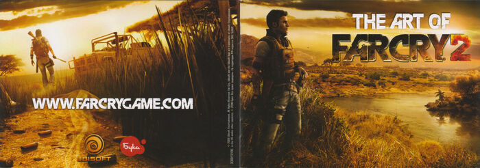 The Art of Far Cry 2 - p01