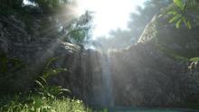 Far Cry 3 Szene Wasserfall