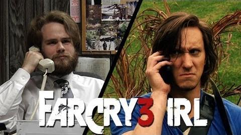 Far Cry 3 IRL Jason Brody Calls His Travel Agency