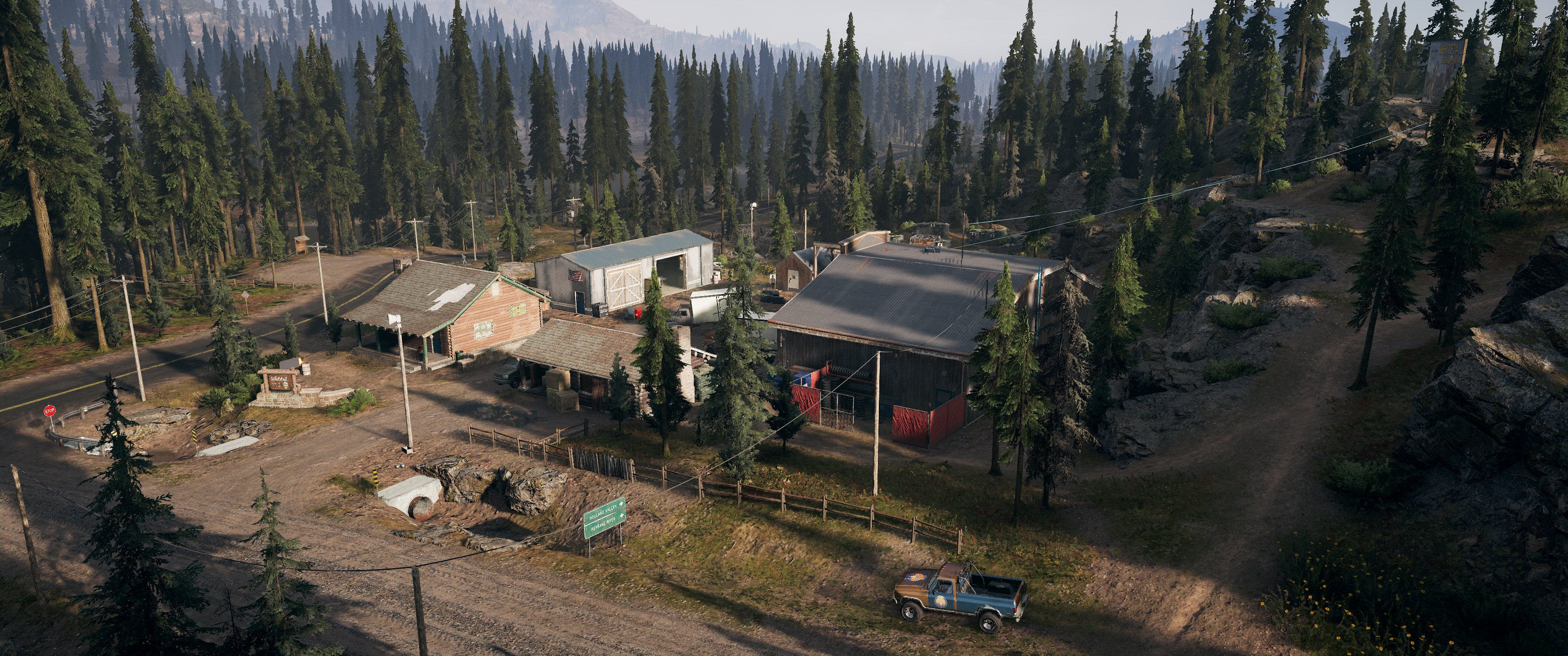 Whitetail Park Ranger Station Far Cry Wiki Fandom