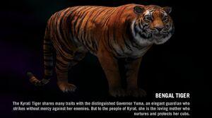 BengalTiger page