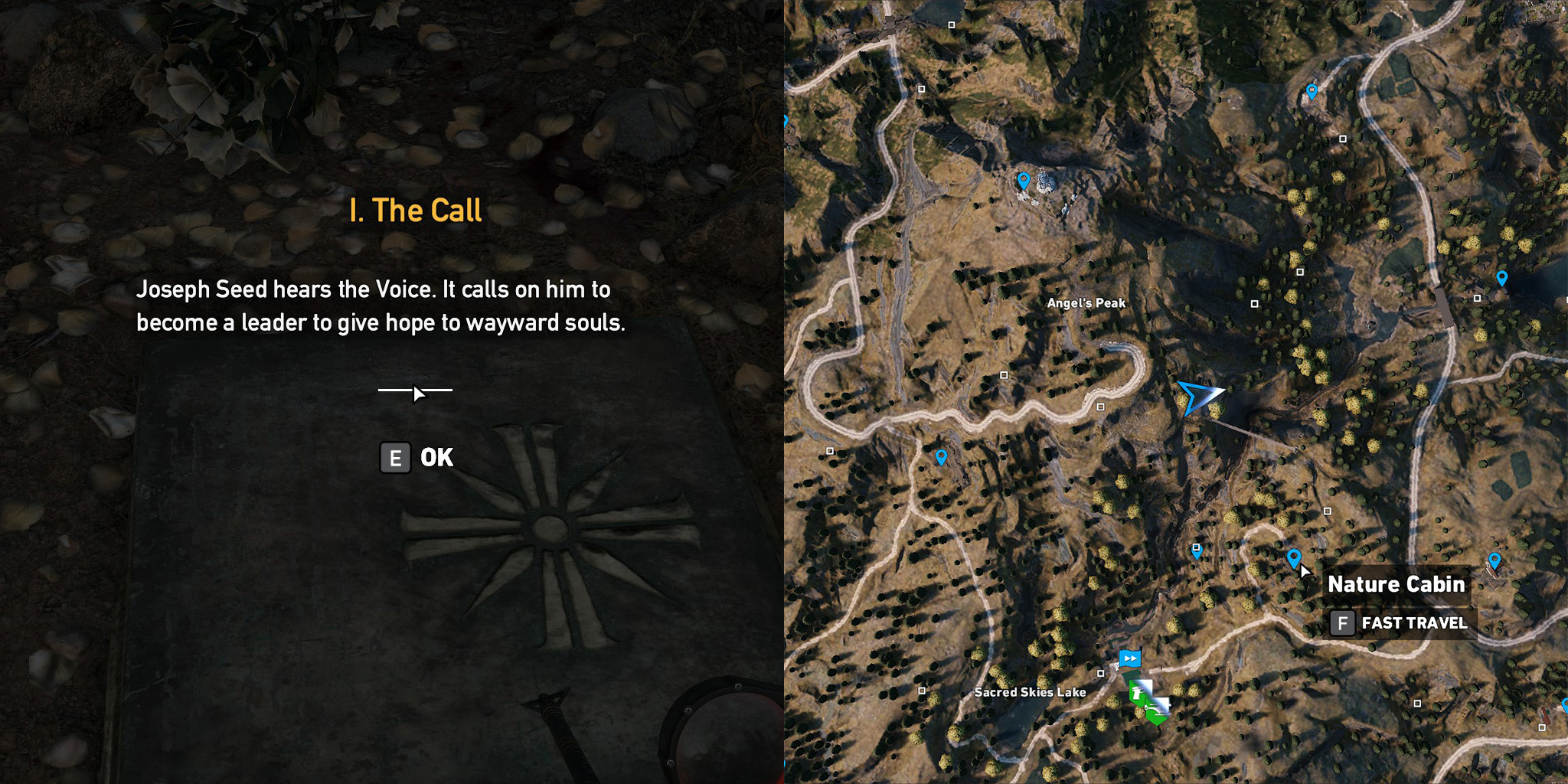 far cry 5 map symbols