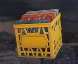Ящик с пластинками