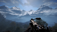 FC4 U100 First-Person View