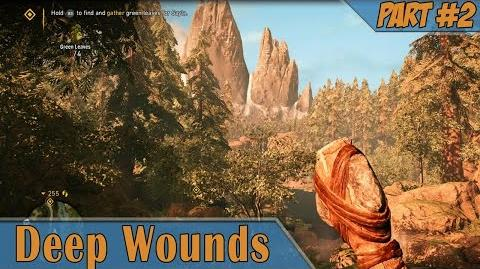 Far Cry Primal Deep Wounds 1080p HD PS4 Part 2