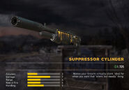 Fc5 weapon spas12zmb suppc