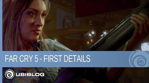 Far Cry 5 First Details Surviving in Hope County, Montana Interview Ubisoft US