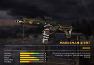 Fc5 weapon arcshark scopes marksman