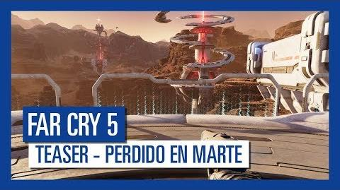 Far Cry 5 Trailer Teaser Perdido en Marte Ubisoft