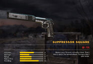 Fc5 weapon m9 supps