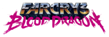FC3 Blood Dragon logo