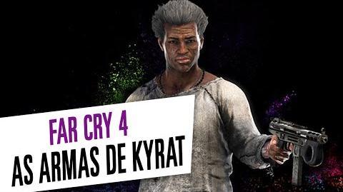 Far Cry 4 - Armas de Kyrat Legendado