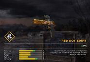 Fc5 weapon 1911gold sight reddot