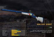 Fc5 weapon 1887arcade scopes reddot