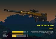 Fc5 weapon mbp50 goldsteel