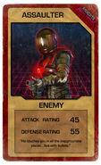 FC3BD card Assaulter