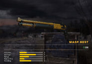 Fc5 weapon m133m skin yellow
