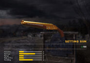 Fc5 weapon d2 skin orange