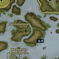 FC2 Сехлакаласе Карта