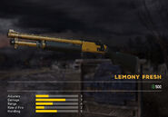 Fc5 weapon m133 skin yellow