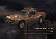 Fc5 vehicle kimbzzt boot skin orange