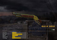 Fc5 weapon 1887t skin gold