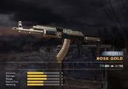 Fc5 weapon akm skin silver