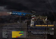 Fc5 weapon arcl shark scopes marksman