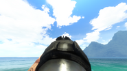 FC3 M133 Iron Sights