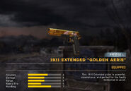 Fc5 weapon 1911gold