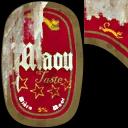FC2 label sticker beer
