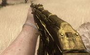 FC2 Золотой АК-47 (изношенный)