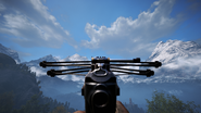 FC4 Auto-Crossbow Iron Sights